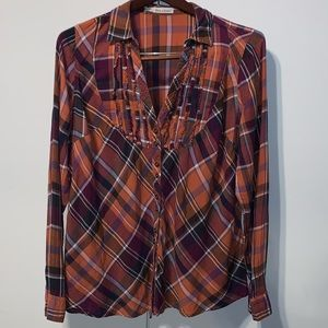 🌸 Maurice's Western Shirt 🌸